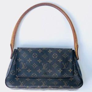 Louis Vuitton Mini Looping Monogram Bag